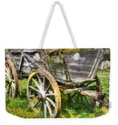 Four Wheels But No Horse Weekender Tote Bag by Heiko Koehrer-Wagner