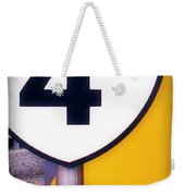 Four With Coke Weekender Tote Bag