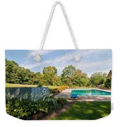Fourteen Weekender Tote Bag