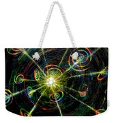 Fourth Day Of Creation Weekender Tote Bag