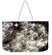 Fourth Of July Fireworks Weekender Tote Bag by Kim Bemis