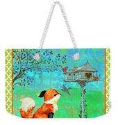 Fox-a Weekender Tote Bag