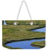 Fox Creek Marsh Weekender Tote Bag