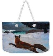Fox Hunt 1893 Weekender Tote Bag