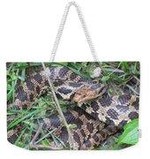 Fox Snake Weekender Tote Bag