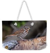Fox Sparrow Pictures 16 Weekender Tote Bag