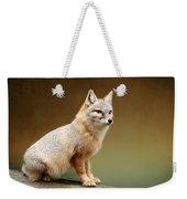 Foxes Weekender Tote Bag