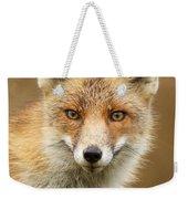 Foxy Face Weekender Tote Bag