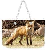Foxy Momma Weekender Tote Bag