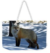 Foxy Shadows Weekender Tote Bag