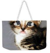 Foxy The Kittens Big Eyes Weekender Tote Bag