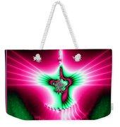 Fractal 11 Holy Spirit Weekender Tote Bag
