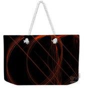 Fractal 31 Meh Weekender Tote Bag
