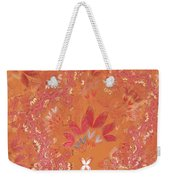 Fractal - Abstract - Japanese Motif Weekender Tote Bag