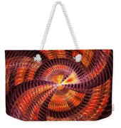 Fractal - Abstract - The Constant Weekender Tote Bag