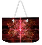Fractal - Abstract - The Essecence Of Simplicity Weekender Tote Bag