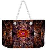 Fractal - Aztec - The Aztecs Weekender Tote Bag