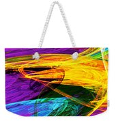 Fractal - Butterfly Wing Closeup Weekender Tote Bag