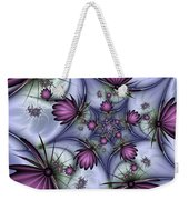 Fractal Fantasy Butterflies Weekender Tote Bag