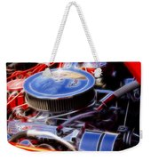 Fractal Flags Weekender Tote Bag