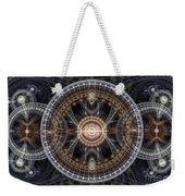 Fractal Inception Weekender Tote Bag by Martin Capek