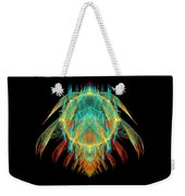 Fractal - Insect - I Found It In My Cereal Weekender Tote Bag