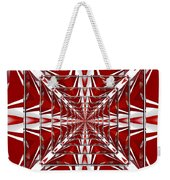 Fractal Reflections Weekender Tote Bag