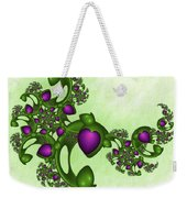 Fractal Tears Of Joy Weekender Tote Bag