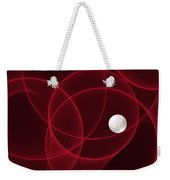 Fractal The Lonesome Pearl 2 Weekender Tote Bag