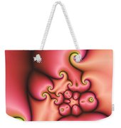 Fractal Together Weekender Tote Bag