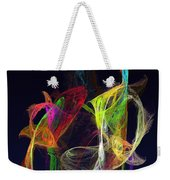 Fractal - Tropical Fish Weekender Tote Bag
