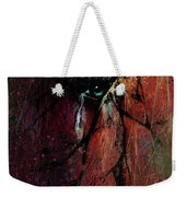 Fracture Weekender Tote Bag by Rachel Christine Nowicki