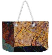 Fracture Section Ix Weekender Tote Bag