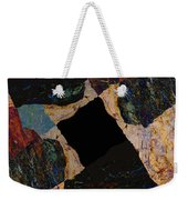 Fracture Section Vll Weekender Tote Bag
