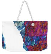 Fracture Section Xiii Weekender Tote Bag