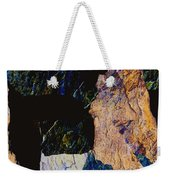 Fracture Section Xiv Weekender Tote Bag