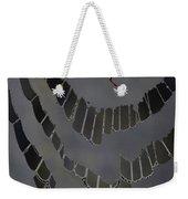 Fractured Web Weekender Tote Bag
