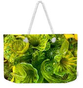 Fragile Flowers Palm Springs Weekender Tote Bag