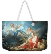 Fragonard's Diana And Endymion Weekender Tote Bag