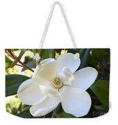 Fragrant Magnolia Weekender Tote Bag