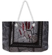 Framed Weekender Tote Bag by Margie Hurwich