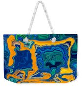 Framed Weekender Tote Bag by Omaste Witkowski