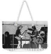 Jamming In Oakland 1976 Weekender Tote Bag