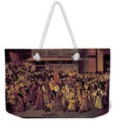 France Catholic League Weekender Tote Bag