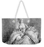 France Court Life, 1778 Weekender Tote Bag