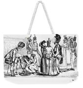 France English Occupation Weekender Tote Bag