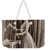 France Woman, C1895 Weekender Tote Bag