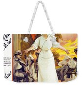 France's Day Weekender Tote Bag by Anonymous