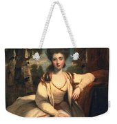 Frances Molesworth, Later Marchioness Weekender Tote Bag