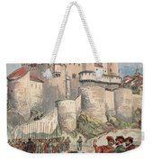 Francis I Held Prisoner In A Tower Weekender Tote Bag